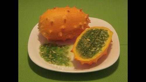 Horned Melon - Berry Sehat yang memberinya